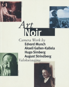 Art Noir (Ex Libris Aarre Rantanen),