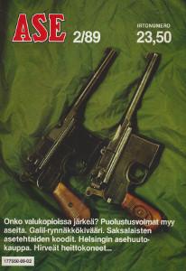 Ase-lehti 2/89,