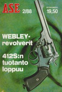 Ase-lehti 2/88,
