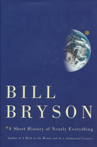 A short history of nearly everything,Bryson Bill