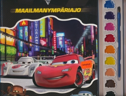 Autot 2, Maailmanympäriajo maalauskirja,