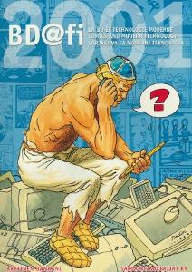 BD@fi - La BD et technologie moderne - Comics and modern technology - sarjakuva ja moderni teknologia,