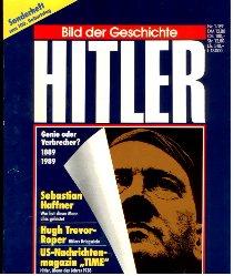 Bild der Geschichte Hitler nro 1/89 ,