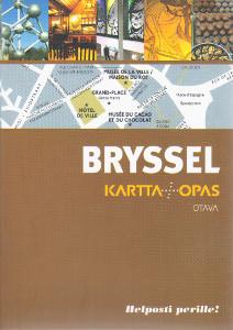 Bryssel, karttaopas, helposti perille!,