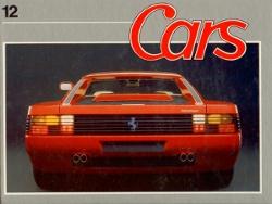 Cars Collection - Suuri tietokirja autoista 12,