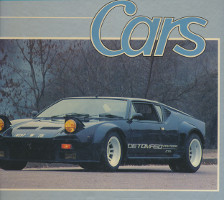 Cars collection - Suuri tietokirja autoista 17,