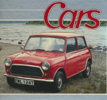 Cars Collection - Suuri tietokirja autoista 21,