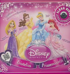 Disney prinsessat - Elävä kirja,