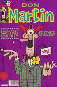 Don Martin 1/1991,