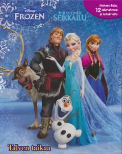 Frozen - Huurteinen seikkailu - Talven taikaa,