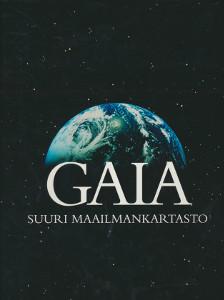 Gaia - Suuri maailmankartasto,