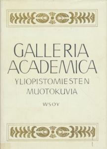 Galleria Academica - Yliopistomiesten muotokuvia,
