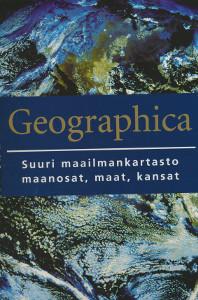 Geographica - Suuri maailmankartasto,