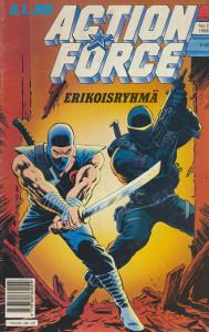 G.I. Joe - Erikoisryhmä 2/1988,