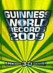 Guinness world records 2009,