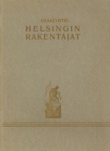 Osakeyhtiö Helsingin rakentajat,