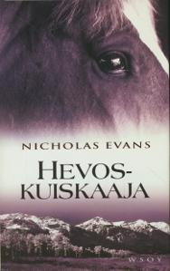 Hevoskuiskaaja,Evans Nicholas