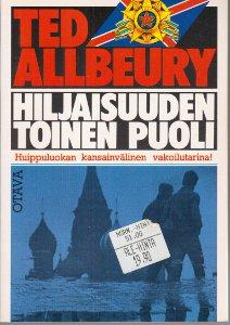Hiljaisuuden toinen puoli,Allbeury Ted