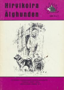 Hirvikoira - Älghunden 3/1986,
