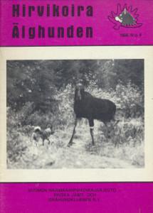 Hirvikoira - Älghunden 1986/4,