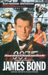 James Bond 007 Huominen ei koskaan kuole,Benson Raymond