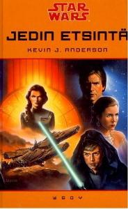 Jedin etsintä tähtien sota, Star Wars (Jediakatemia osa 1),Anderson Kevin