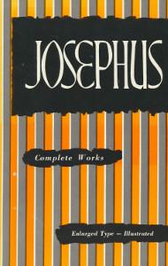 Complete works,Josephus