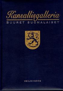 Kansallisgalleria Suuret suomalaiset  osa 1 (1150-1850),