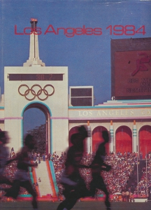 Los Angeles 1984 olympiakirja,