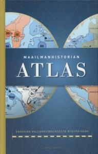 Maailmanhistorian Atlas - Ranskan vallankumouksesta nykypäivään,Kinder Hermann, Hilgemann Werner, Hergt Manfred
