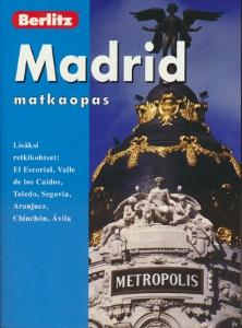 Berlitz matkaopas, Madrid,