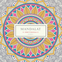 Mandalat - Värityskirja,