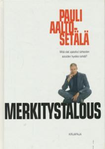 Merkitystalous,Aalto-Setälä Pauli