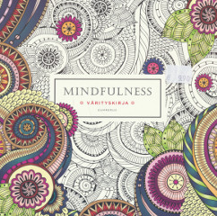 Mindfulness - Värityskirja,