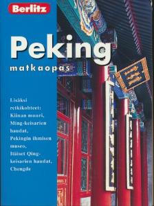 Berlitz matkaopas, Peking,Halliday Tony