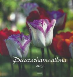 Puutarhamaailma 2013,Laatikainen Satu