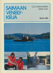 Saimaan veneilykirja,Hakkarainen Olli, Juva Henri