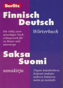 Finnisch-Deutsch wörterbuch - Saksa-Suomi sanakirja,