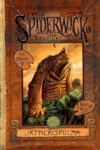 Spiderwickin kronikat II: Jättiläispulma (Toinen osa kolmesta),DiTerlizzi Tony Black Holly