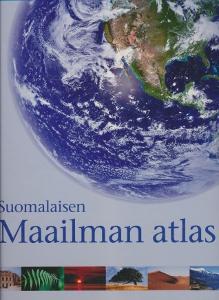 Suomalaisen maailman atlas,Toim.