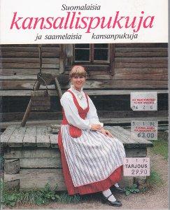 Suomalaisia kansallispukuja ja Saamelaisia kansallispukuja,