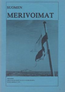 Suomen merivoimat - Suomi merellä 1976 vuosikirjan liite,