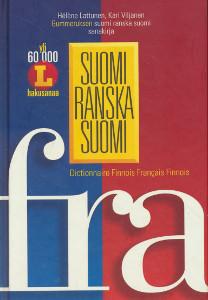 Suomi-ranska-suomi sanakirja,