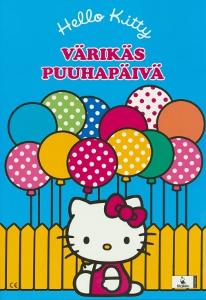 Hello Kitty -Värikäs puuhapäivä,