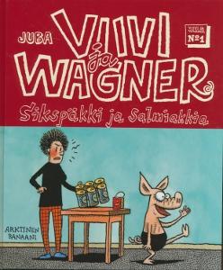 Viivi ja Vagner 1, Sikspäkki ja salmiakkia,