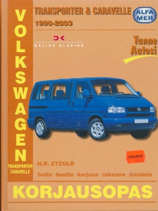 VW Transporter & Caravelle,