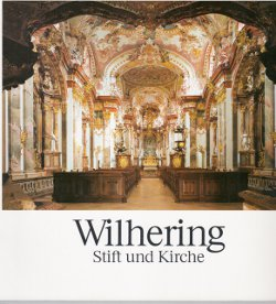 Wilhering Stift un Kirche,